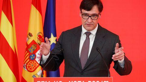 Salvador Illa concreta personas y planes frente a un soberanismo más abstracto