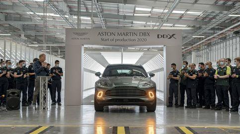Aston Martin DBX: ya se fabrica en serie el todocamino más importante de la gama