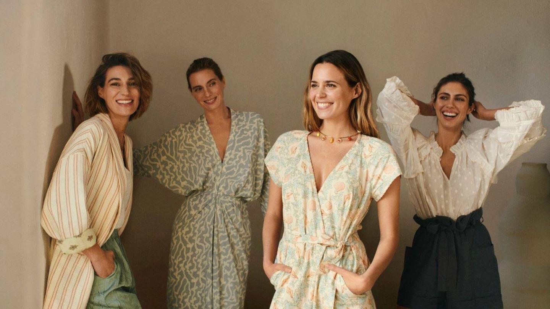 Las cuatro hermanas, ideales en la campaña. (Hoss Intropia)