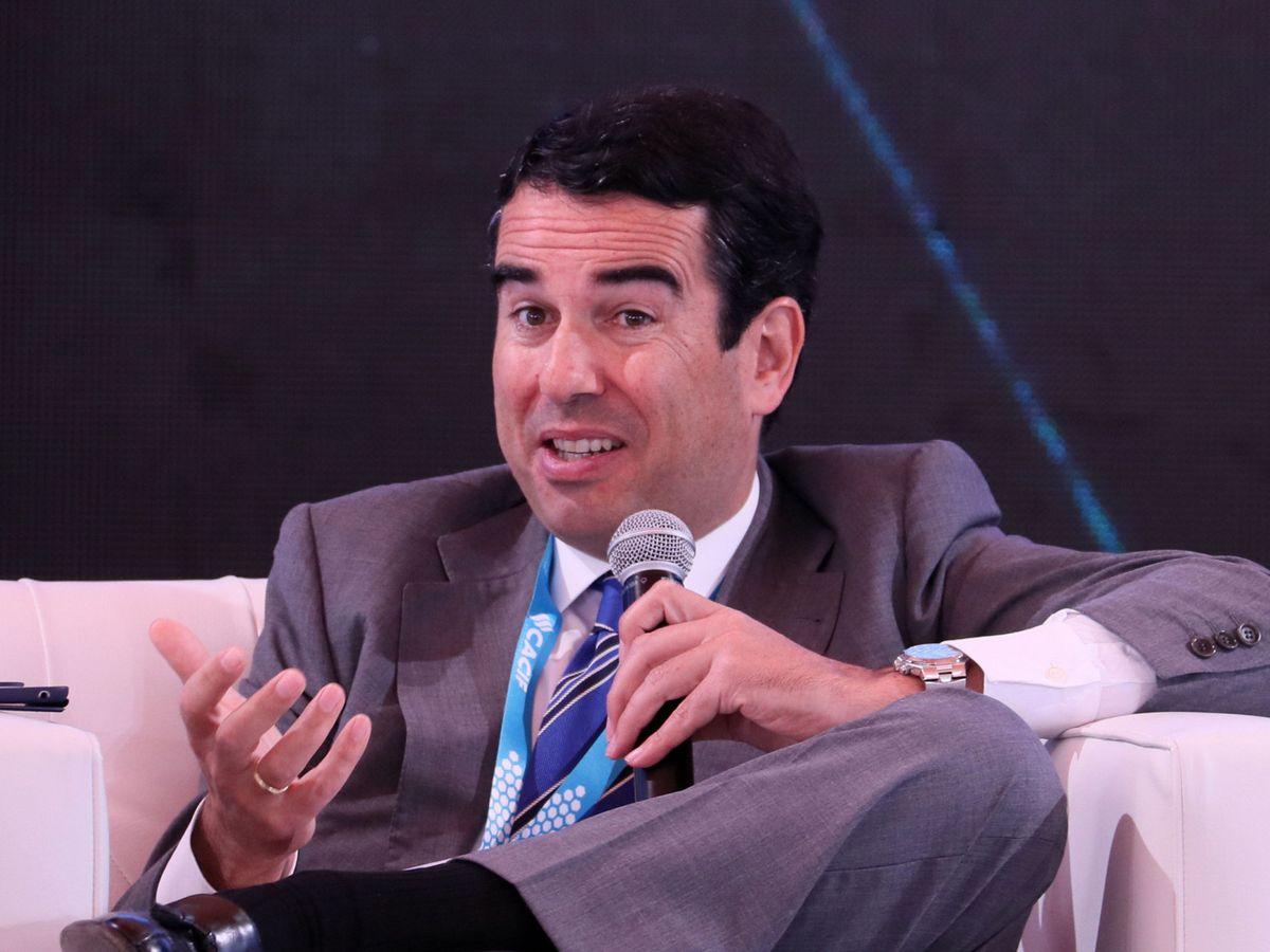Foto: El presidente ejecutivo de JB Capital, Javier Botín. (EFE)