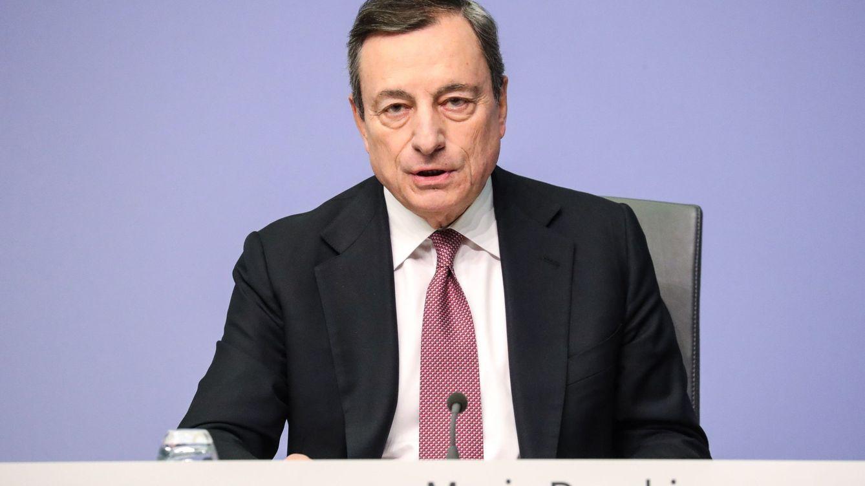 Foto: Mario Draghi.