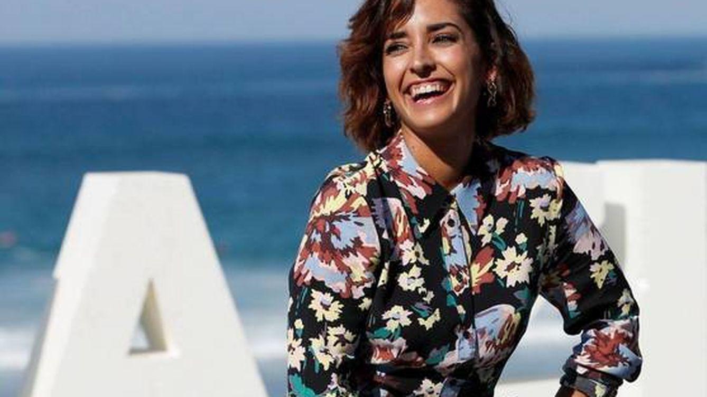 Inma Cuesta le dedica un premio a su novia por primera vez
