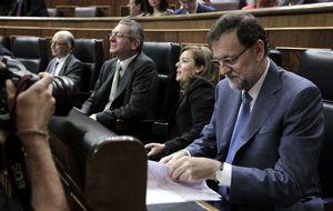 Rajoy defiende el diálogo y pide a Mas que respete la Constitución