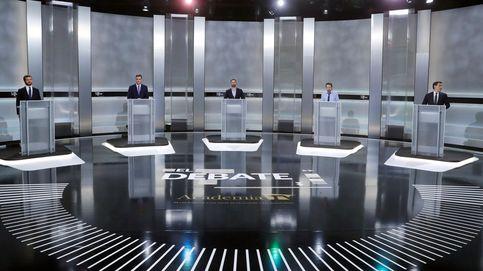 Todos contra Sánchez: así se atacaron los cinco candidatos durante el debate electoral