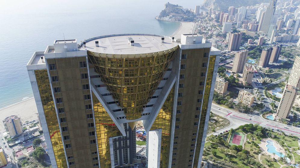 Foto: El edificio residencial más alto de España resucita y así serán sus futuras viviendas