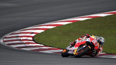 Marquez consigue que Honda se gaste dos de sus cinco balas