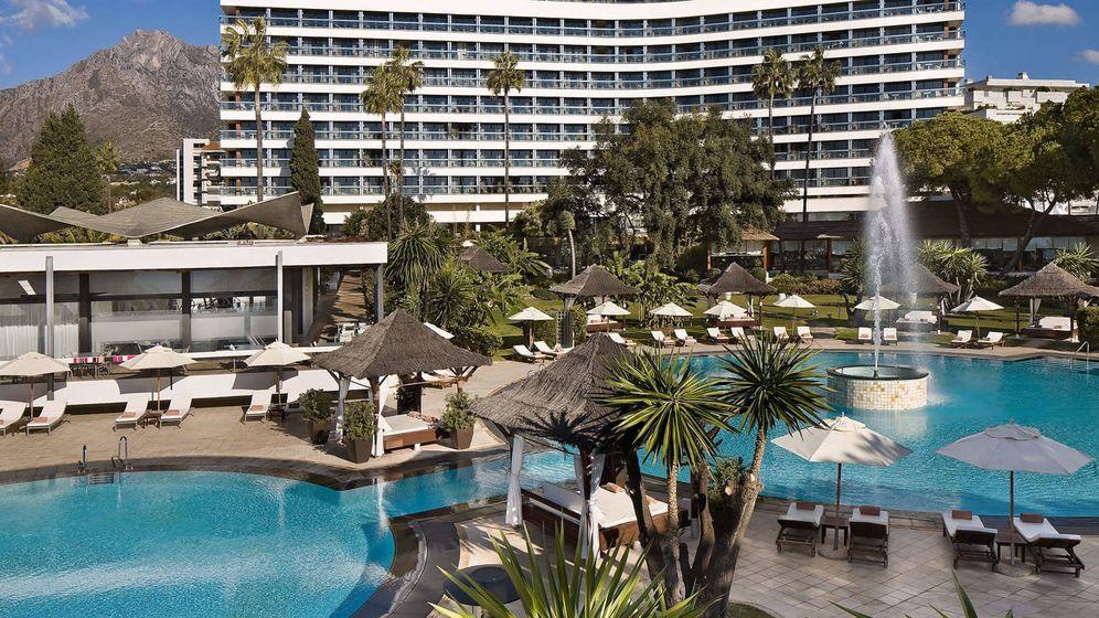 Foto: Imagen del Gran Meliá Don Pepe de Marbella (Melia.com).