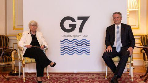 Acuerdo en el G-7: Facebook, Google y Amazon entran en el siglo XXI