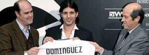Manuel Llorente echa a Fernando Gómez del Valencia