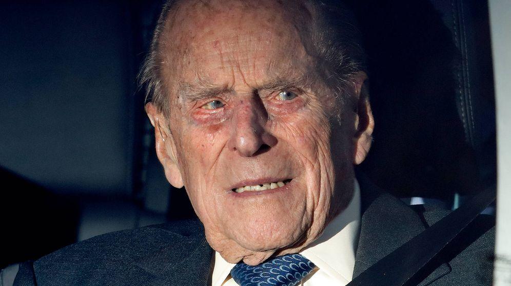 Foto:  El duque de Edimburgo. (Getty)