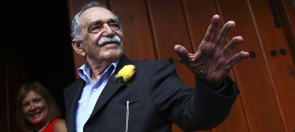 Foto: Muere García Márquez