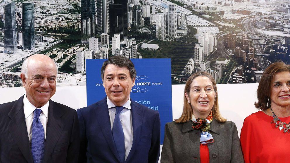 Gobierno y BBVA se dan cuatro meses para activar Castellana Norte