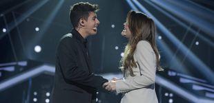 Post de Amaia y Alfred, seguros camino a Eurovisión: