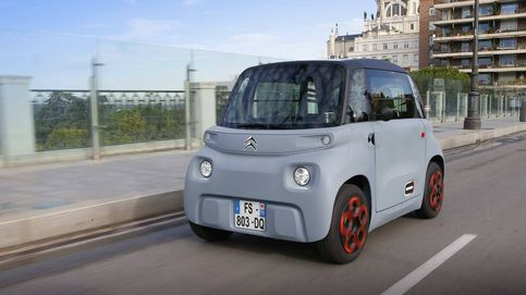 Conducimos por Madrid el Citroën AMi, un extraño cuadriciclo eléctrico biplaza
