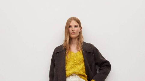 Estos jerséis con los colores Pantone de Mango son imprescindibles en las tendencias de este año