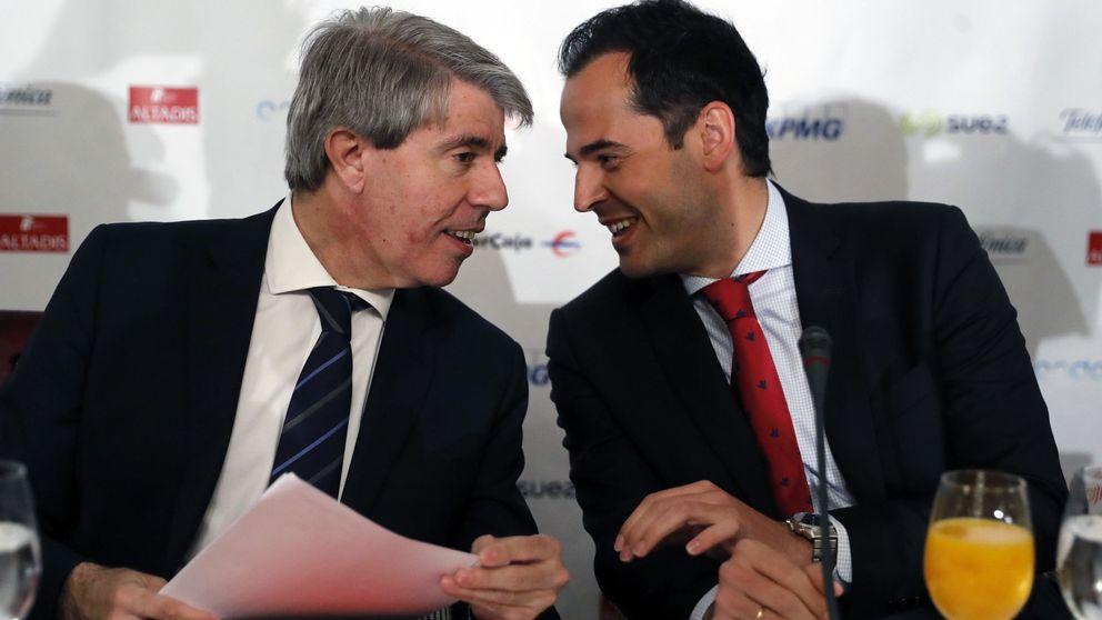 Ángel Garrido será el nuevo consejero de Transportes de la Comunidad de Madrid