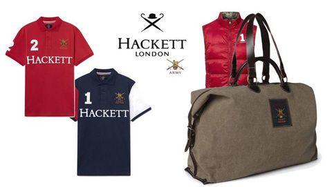Army Polo: la nueva colección de Hackett para el verano
