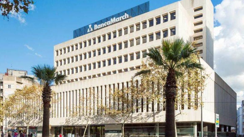 Edificio de Banca March.