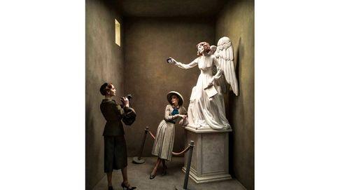 Serie de fotografías de Eugenio Recuenco