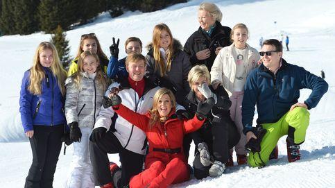 Lech, la estación de esquí 'maldita' para Máxima de Holanda y su familia