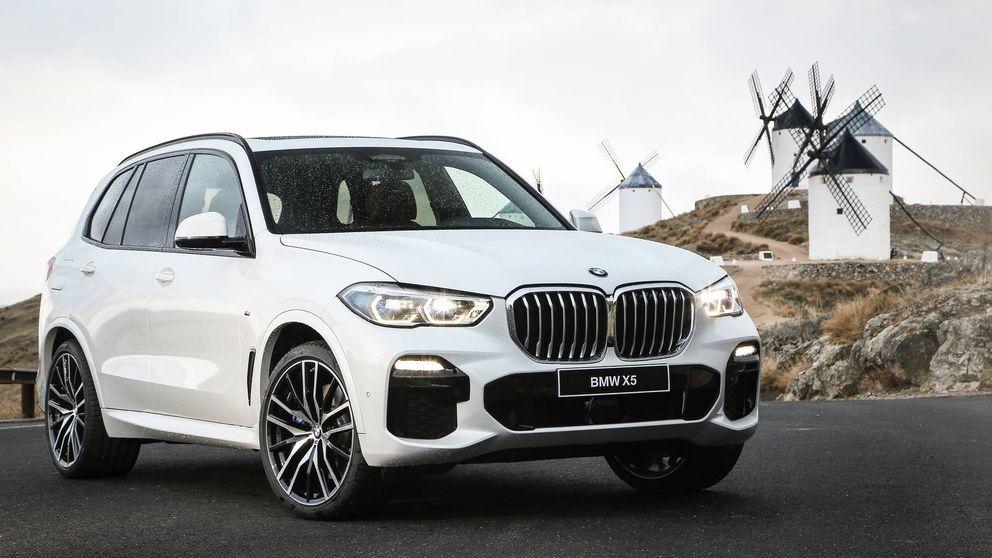Nuevo BMW X5, el más alto y largo de la saga de un todocamino revolucionario