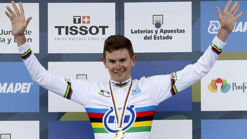 El campeón del mundo de 23 años que dejó el ciclismo por culpa de la soledad