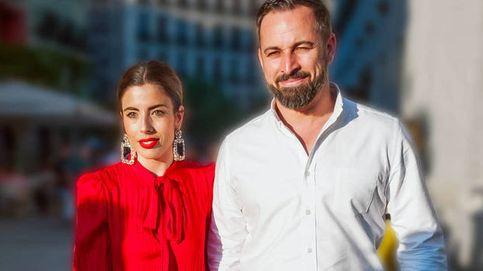 Lidia Bedman rompe su 'silencio político': la mujer de Abascal, feliz con el éxito de Vox