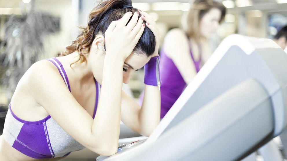 Los 6 errores más habituales que cometemos cuando vamos al gimnasio