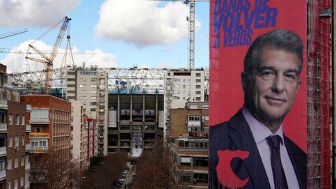 Laporta ya ganó unas elecciones del Barcelona utilizando al Real Madrid