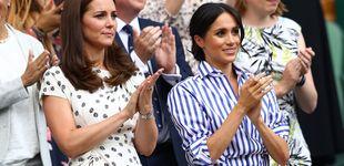 Post de El ajetreado fin de semana de Meghan Markle y Kate Middleton (juntas y por separado)