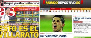 Foto: La independencia perdida de la Prensa deportiva