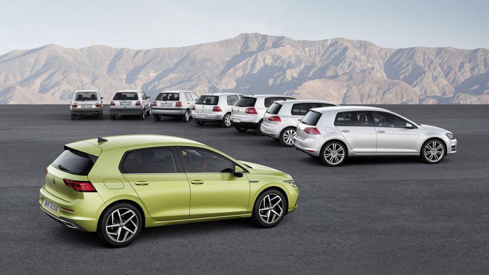 El nuevo motor híbrido del Volkswagen Golf y su revolucionaria tecnología