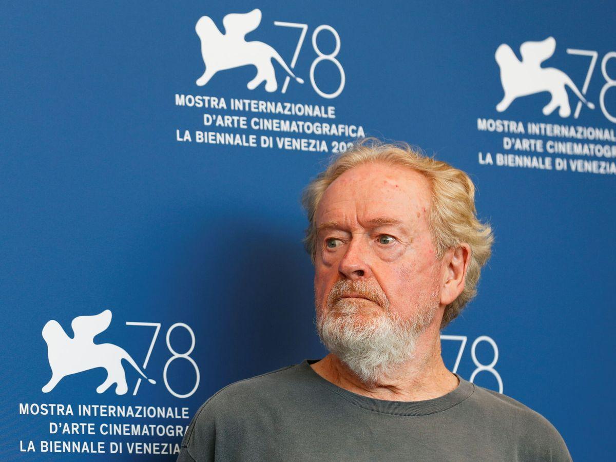 Foto:  Ridley Scott en Venecia (Reuters)