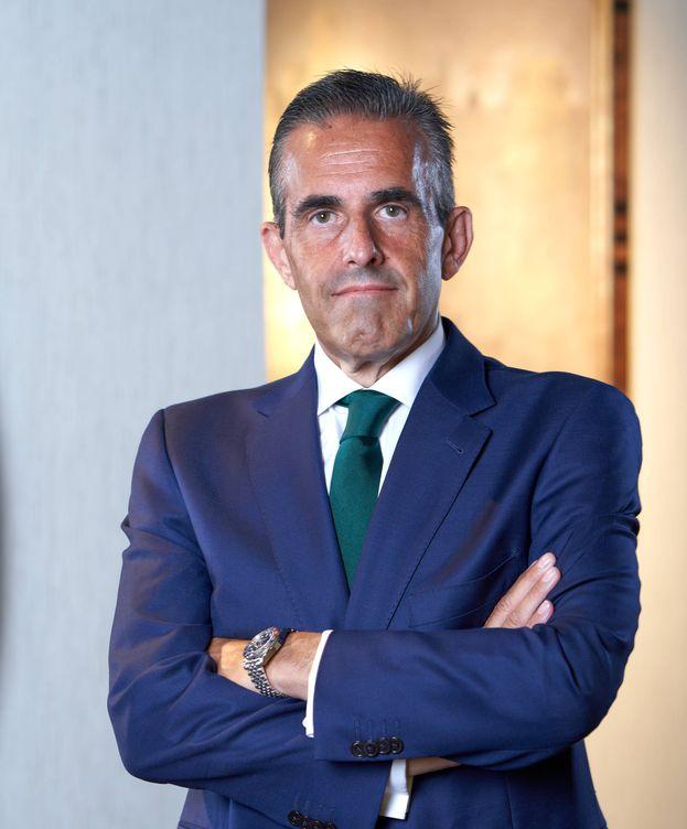 Foto: Víctor del Pozo, CEO de El Corte Inglés