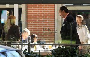 El banquete de Jaime de Marichalar: 700 euros en cigalas y solomillo en La Moraleja