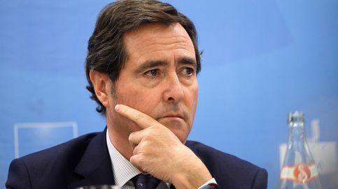 Garamendi: la patronal está a la espera del documento con la última propuesta de ERTE