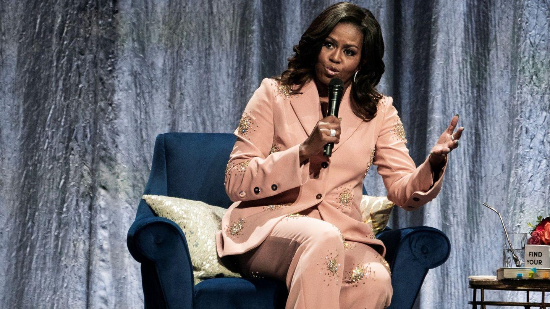 Michelle Obama, en una imagen de archivo. (EFE)