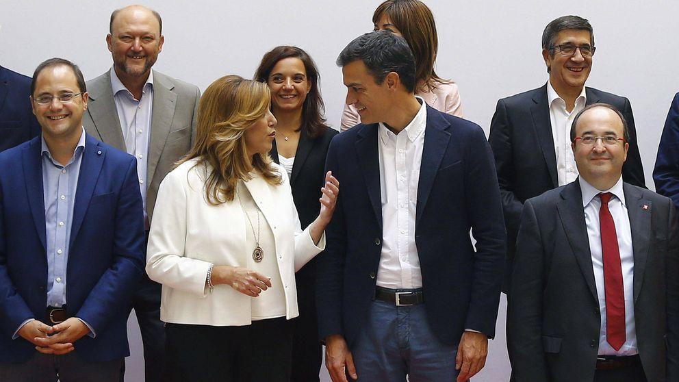 El choque cultural en el PSOE: gobierno o resistencia