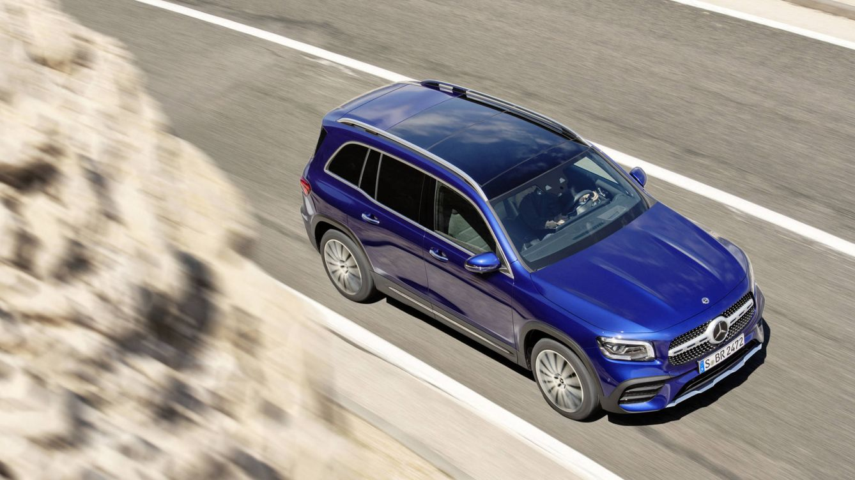 El poderoso SUV de Mercedes, el GLB: el coche de siete plazas al que le puedes hablar