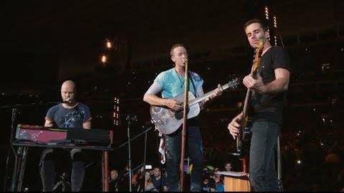 La canción de Coldplay en honor a los afectados por Harvey
