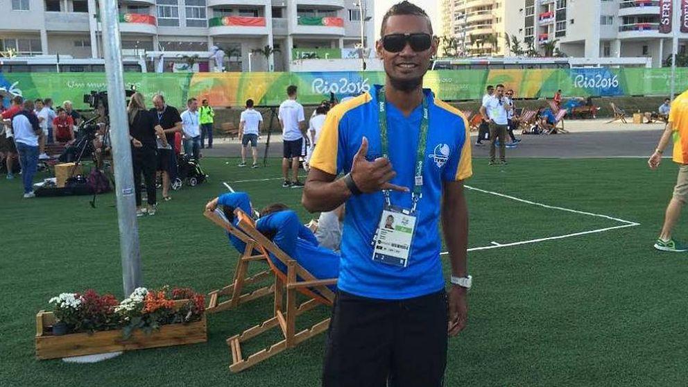 La desconocida Tuvalu, en manos de un futbolista para hacer frente a Usain Bolt