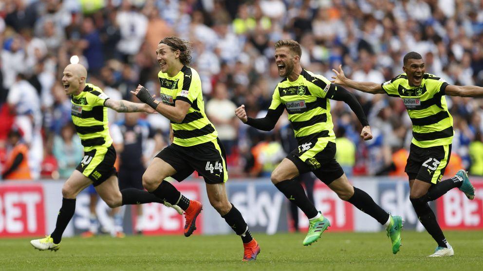 El caso del Huddersfield Town, el equipo que ingresará 200 millones de euros