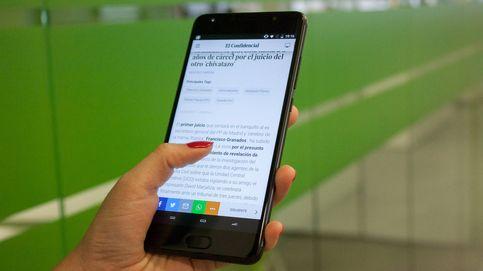 ¡Que tiemble Bq! Probamos el móvil español asequible que lo tiene (casi) todo