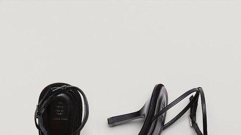Las sandalias strappy negras de Massimo Dutti que revolucionan las novedades