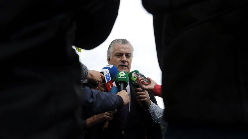 Foto: El extesorero del PP, Luis Bárcenas. (Efe)