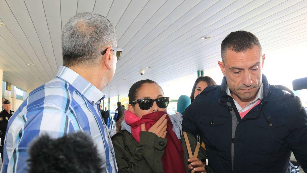 El mudo regreso de Isabel Pantoja tras dos semanas de exclusivas en su gira latinoamericana