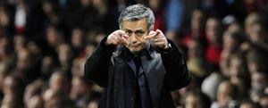 Foto: Mourinho ya es nuevo entrenador del Madrid