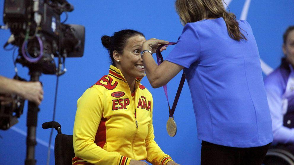 España busca en Río frenar su caída en el medallero de los Juegos Paralímpicos