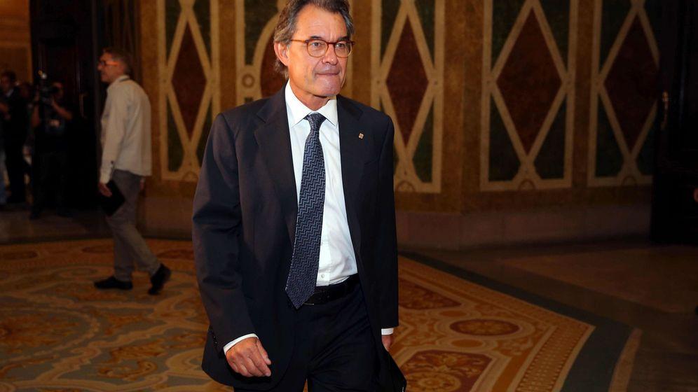 Foto: El expresidente de la Generalitat de Cataluña, Artur Mas. (EFE)
