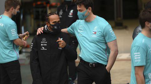 ¿Y si el hidrógeno fuera la clave del futuro de Lewis Hamilton con Mercedes en la F1?